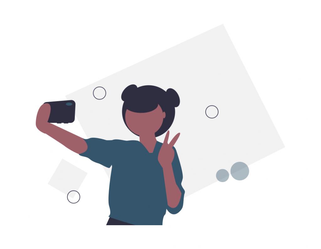 nouvelle génération : apprécient le support de communication vidéos