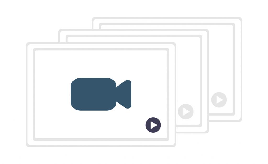 intégration vidéos softy